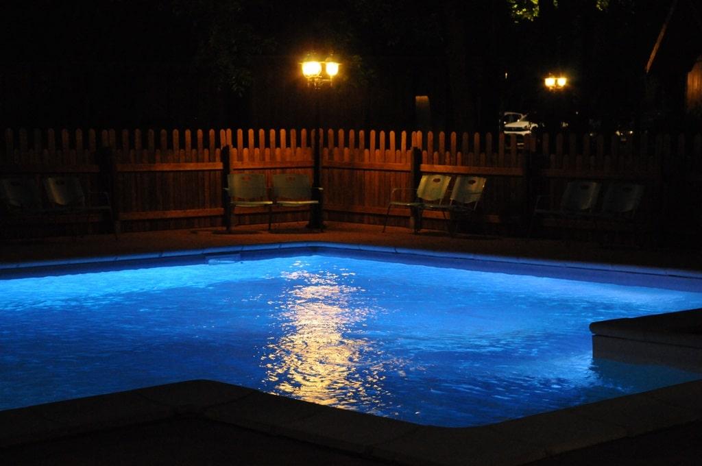 piscine-eclairee